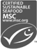 Certified Sustainable Seafood, MSC